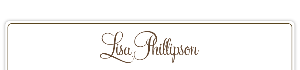 Lisa Phillipson Photography logo